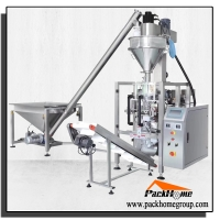 powder pouch form fill seal machine